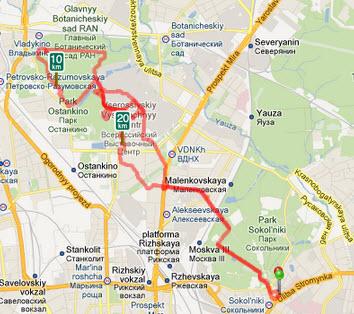 Открытие велосезона 2012