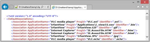 Управление приложениями Windows с помощью DISM