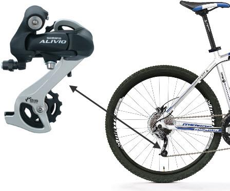 Запчасти для улучшения велосипеда