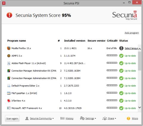 Отчет Microsoft по безопасности