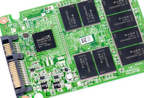 Контроллеры SSD