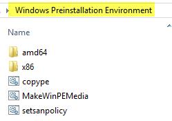 Как сделать свой windows 10 pe
